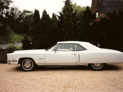 Giovanni - Cabriokappen - Cadillac