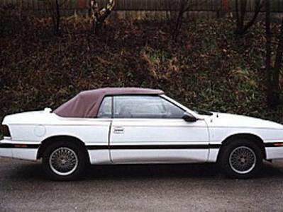 Giovanni - Cabriokappen - Chrysler