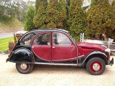 Giovanni - Cabriokappen - Citroën