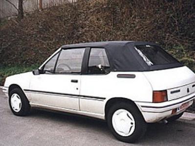 Giovanni - Cabriokappen - Peugeot