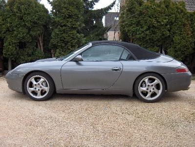 Giovanni - Cabriokappen - Porsche
