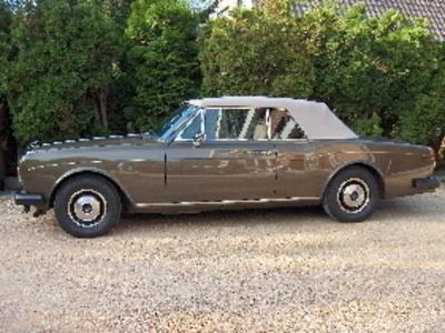 Giovanni - Cabriokappen - Rolls Royce