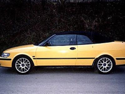 Giovanni - Cabriokappen - Saab